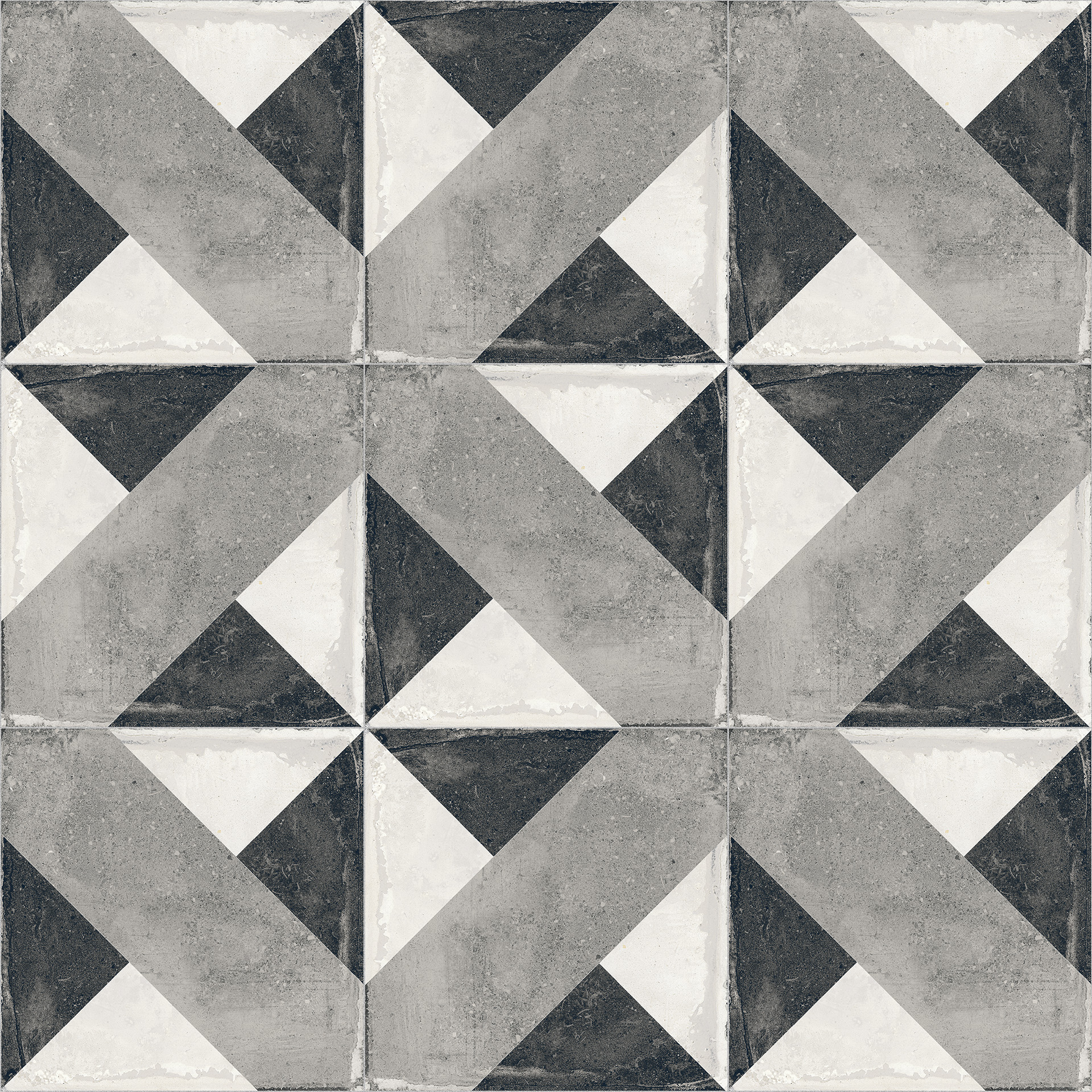 Heritage Tangram Cold 20,0x20,0 - R10